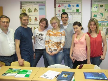 Открылся в сентябре 2008 года школа
