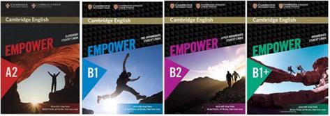 Курс английского для взрослых Empower