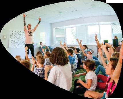 Детский лагерь с изучением английского языка в подмосковье положение об обучении и инструктаже в украине