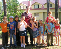 Детский языковой лагерь