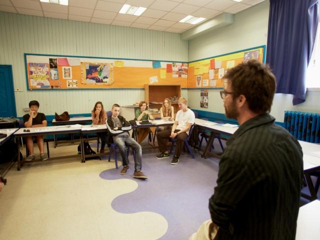 Эта программа позволяет улучшить общий уровень владения английским и общий курс английского языка