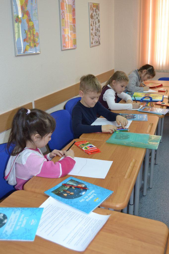 Курсы английского языка для детей от 4 лет в Марфино